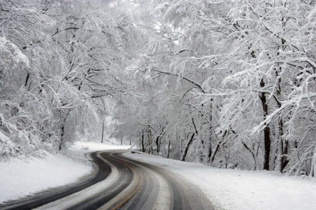 Rischio Neve - Comportamenti da seguire - Immagine Archivio