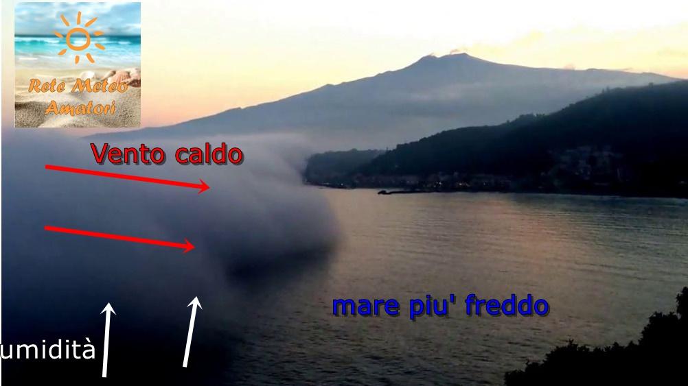 La Nebbia sul Mare