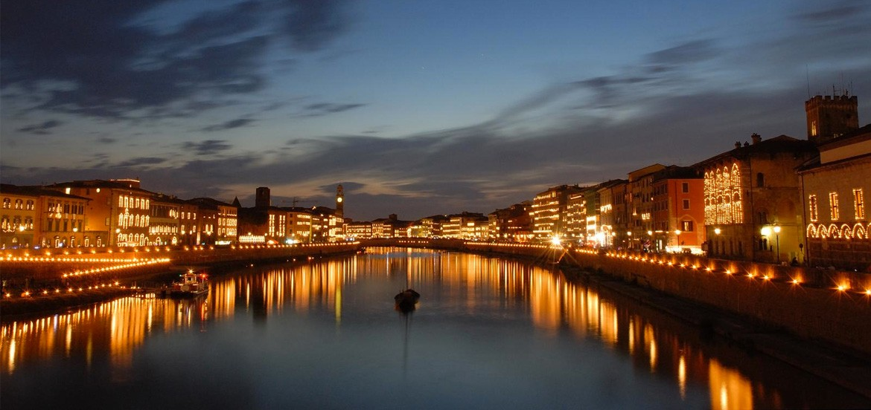 Speciale Meteo – Luminara di San Ranieri