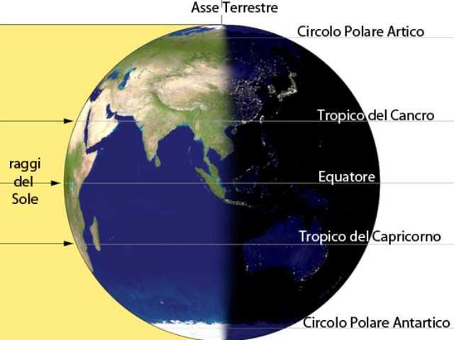 L'Equinozio d'Autunno o Autunno Astronomico