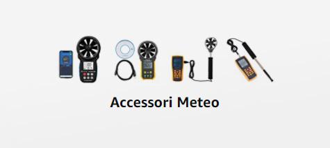 Accessori Meteo Utili accessori da portare sempre con te per rilevazioni rapide sul campo