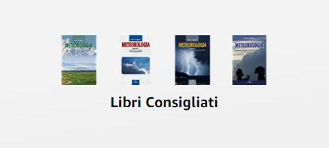 Una nostra selezione di Libri da leggere a tema Meteo e/o correlato