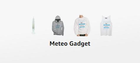 Scopri i Meteo Gadget Accessori Meteo curiosi, un ottima idea come regalo ad un meteo appassionato