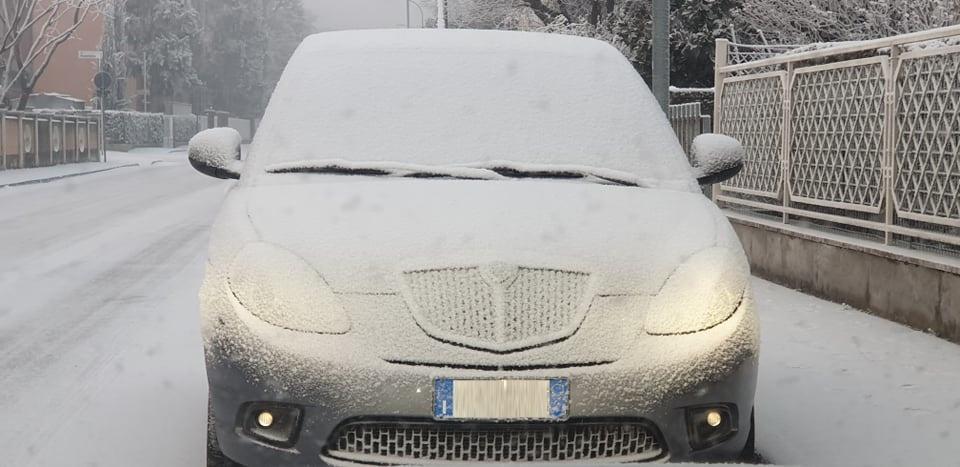 Foto di Lorenzo Piccinini da Parma 19 Gennaio 2021
