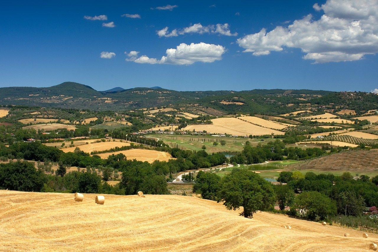 tuscany, saturnia, maremma