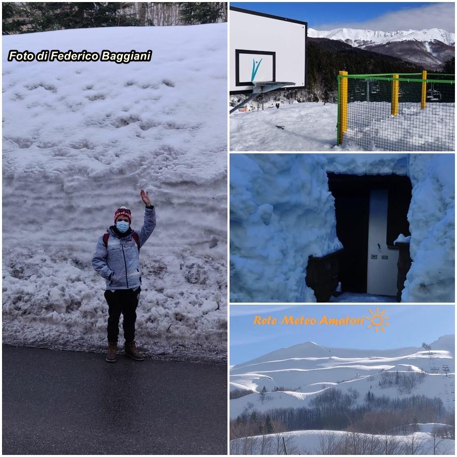 Abetone e Val di Luce - 2 Febbraio 2021 foto di Federico Baggiani