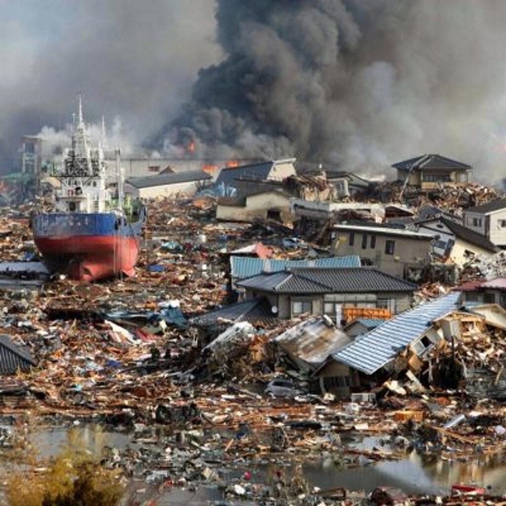 Il disastro di nucleare di Fukushima 11 Marzo 2011
