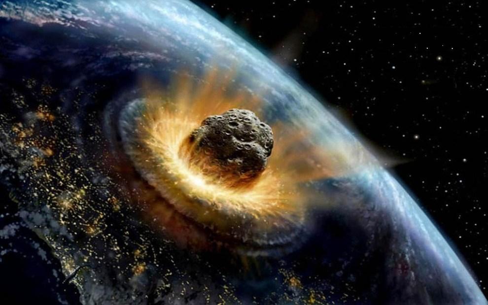 Un Asteroide ha colpito la Terra ma era una Simulazione