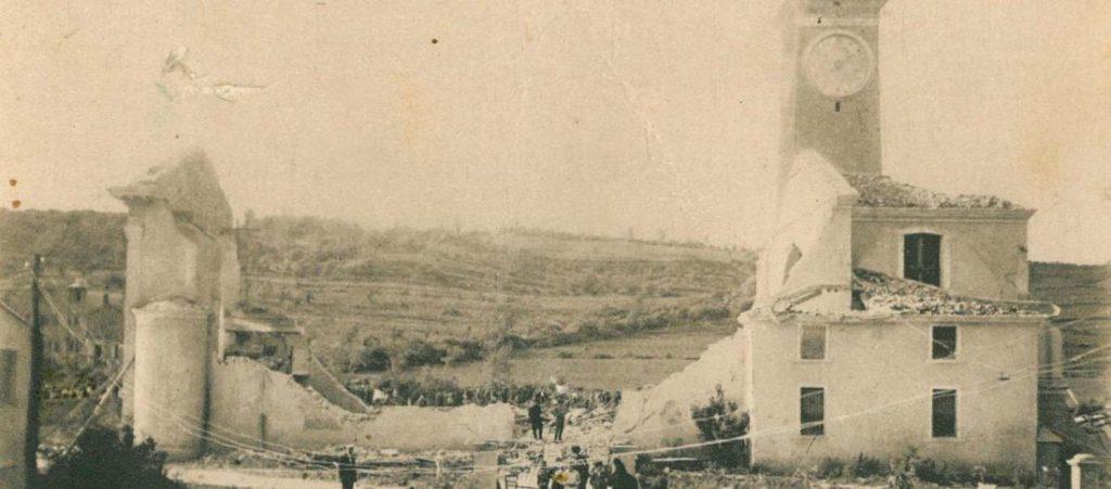 Tornado del Montello 24 Luglio 1930