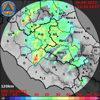 Radar Meteo Abruzzo