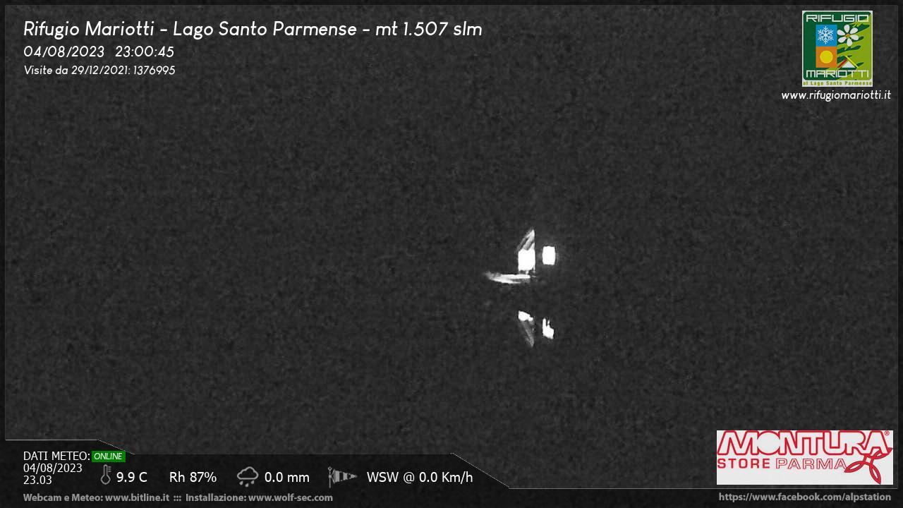 Webcam Lago Santo Parmense - Immagini di bitiline
